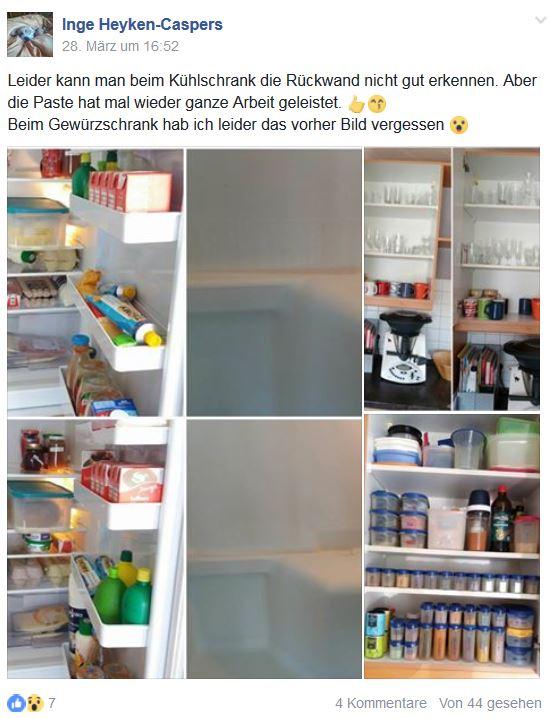 kühlschrank challenge