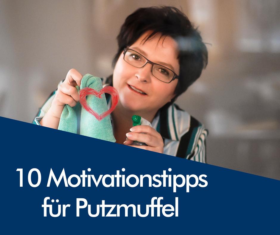 10 Tipps für Putzmuffel
